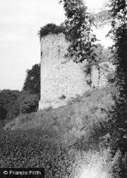 Hixon, Chartley Castle 1953
