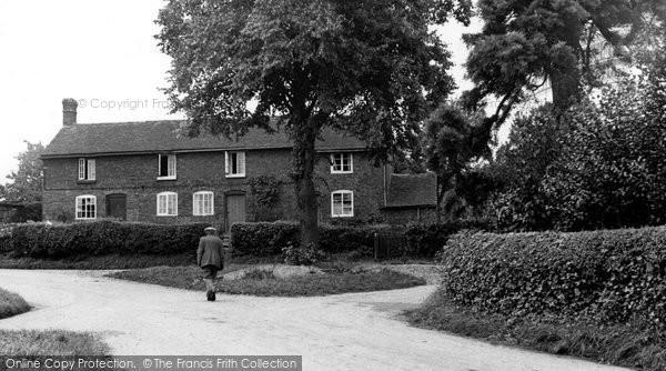 Hixon, Jubilee Tree c1955