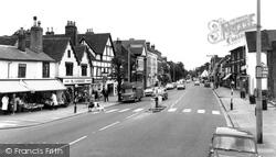 Hoddesdon, High Street c.1964
