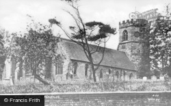 Hodnet, Church c.1935