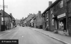 Hodnet, Shrewsbury Road c.1960