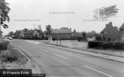 Hodnet, The Grove c.1960