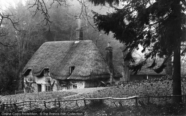 Photo of Hodson, Gamekeepers Cottage 1917