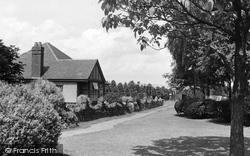 Holbeach, Carters Park c.1955