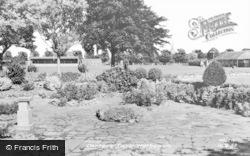 Holbeach, Carters Park c.1960