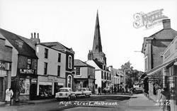 Holbeach, High Street c.1960