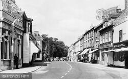 Holbeach, West End c.1960