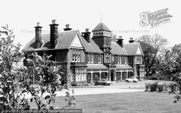 Holbrook, Maternity Home c1965