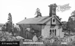 St Michael's Church c.1965, Holbrook