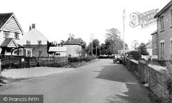 Holcombe, Brewery Road c.1950