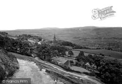 Holcombe Brook, The Village c.1950, Holcombe
