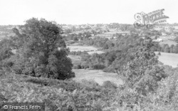 Holcombe, General View c.1950