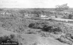 Holcombe, General View c.1960