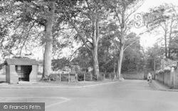 Holcombe, Holcombe Cross c.1955