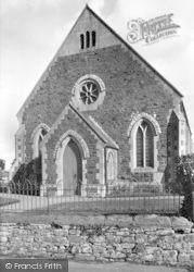 Holcombe, Methodist Church c.1960