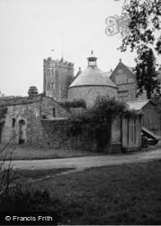 Holcombe Rogus, Holcombe Court 1950