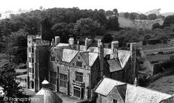 Holcombe Rogus, Holcombe Court c.1955
