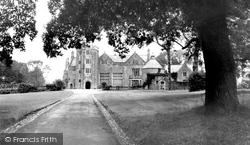 Holcombe Rogus, Holcombe Court c.1960
