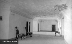 Holcombe Rogus, Holcombe Court Interior 1950