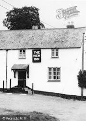Holcombe Rogus, The New Inn c.1955