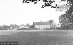 Holcombe, The Playing Fields c.1955