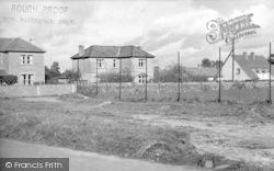 Holcombe, The Village c.1955