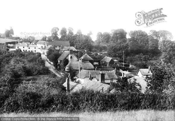 Holcombe, Village 1906