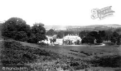 Alfoxton House And Park 1903, Holford