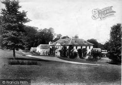 Alfoxton House (Wordsworth's) 1903, Holford