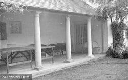 Alfoxton Park, C.E Guest House, The Loggia c.1955, Holford