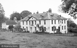 Alfoxton Park, C.E Holiday Guest House c.1955, Holford