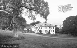 Alfoxton Park c.1950, Holford