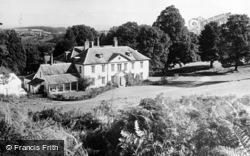 Holford, Alfoxton Park Hotel c.1960