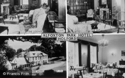 Holford, Alfoxton Park Hotel Composite c.1960