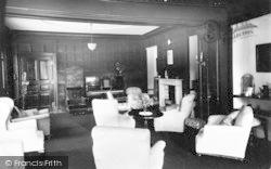 Alfoxton Park, The Oak Room c.1950, Holford