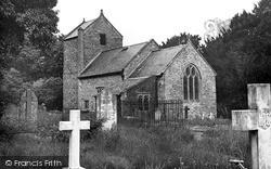 Church Of St Mary The Virgin c.1955, Holford