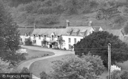 Holford, Combe House c.1955