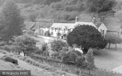 Holford, Combe House Hotel c.1960