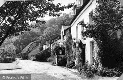 Combe House Hotel, Holford Gen c.1960, Holford