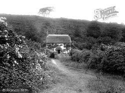 Cottage In Combe 1929, Holford