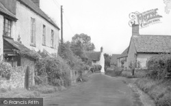 Holford, In The Village c.1955