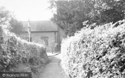 Holford, Path To The Church c.1965