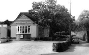 Holford, Post Office c1965