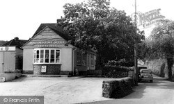 Post Office c.1965, Holford
