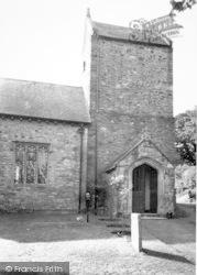 Holford, St Mary The Virgin Church c.1965