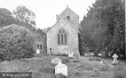 Holford, The Church c.1955