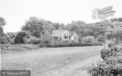 Holford, The Green c.1950