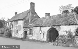 Holford, The Smithy c.1955
