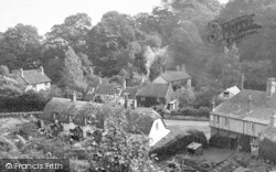 Holford, The Village c.1955