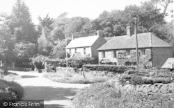 Holford, The Village c.1960